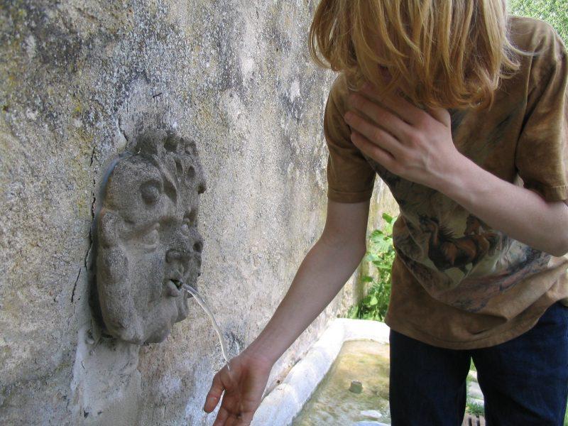 Quinn fountain