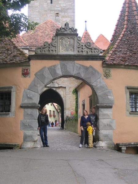 Rothenberg gate