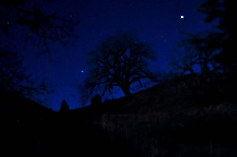 dark blue sky with - photo #30